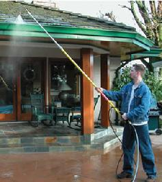 Power Washing Gutters are Important